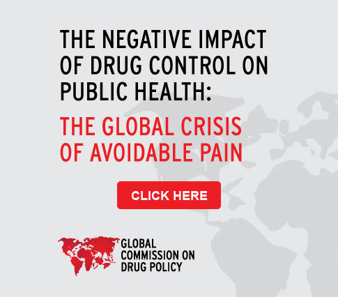 THE NEGATIVE IMPACT OF DRUG CONTROL ON PUBLIC HEALTH
