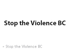 Stop the Violence BC