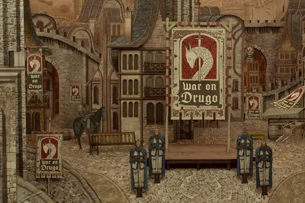 War on Drugo