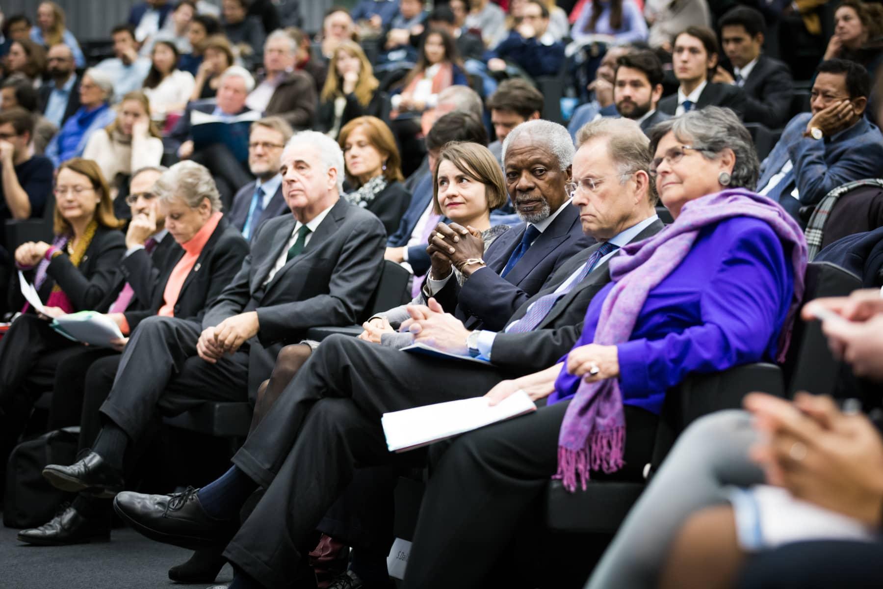 Coordinación en México de la Comisión Global