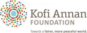Kofi Annan Fdtn logo