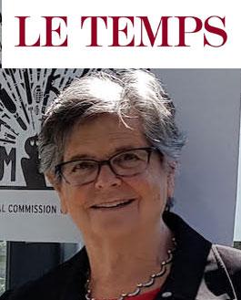 Ruth Dreifuss Le Temps