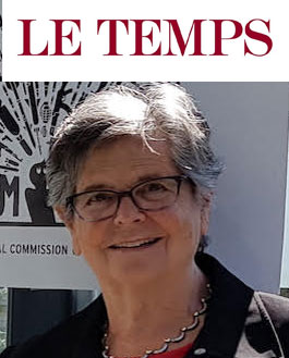 Ruth Dreifuss Le Temps