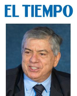 Cesar Gaviria El Tiempo