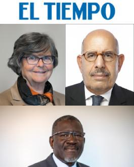 ElBaradei Dreifuss Elhadj El Tiempo