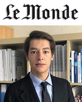 Khalid Tinasti Le Monde
