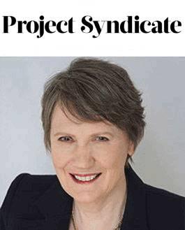 Helen Clark - Project Syndicate